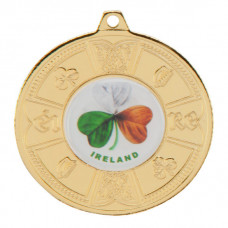 Eire Medal Series Gold 50mm