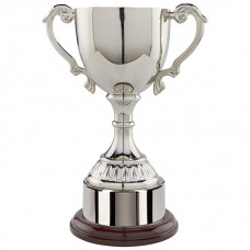 Cambridge Collection Nickel Plated Cup 260mm
