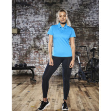 Girlie Cool Polo from JUST COOL BY AWDIS