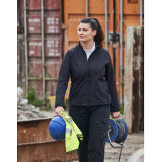 Ladies Pro 2 Layer Softshell Jacket from PRO RTX