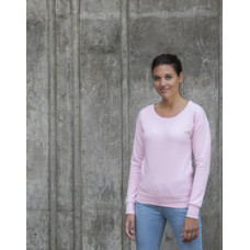 Girlie Fashion Sweat from JUST HOODS BY AWDIS