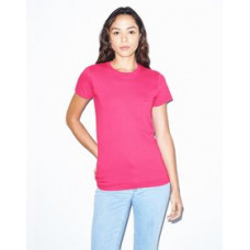 Ladies Fine Jersey Short Sleeve T-shirt from AMERICAN APPAREL
